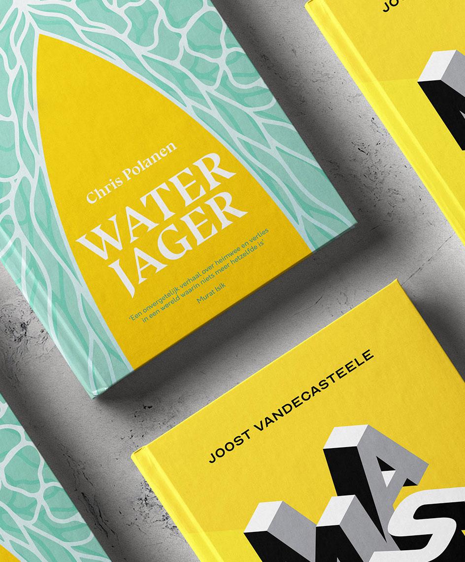 Lebowski Publishers - Boekomslag - Boekcover - Header