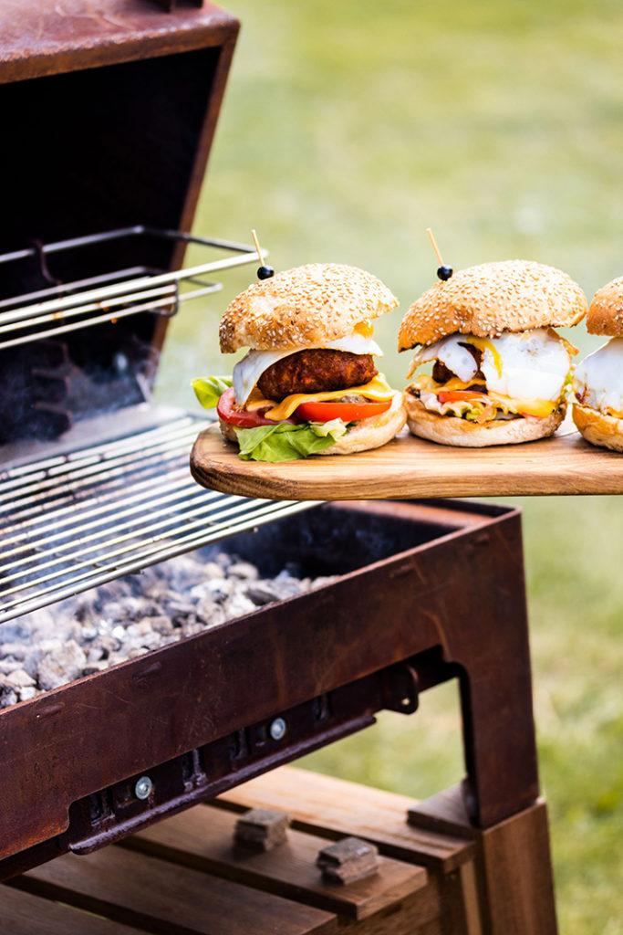Uit Veluwe - Fotografie - Weltevree - Recept - Hamburgers - BBQ
